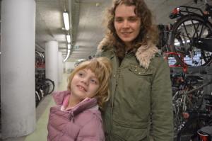 Sarah en Gwen 2